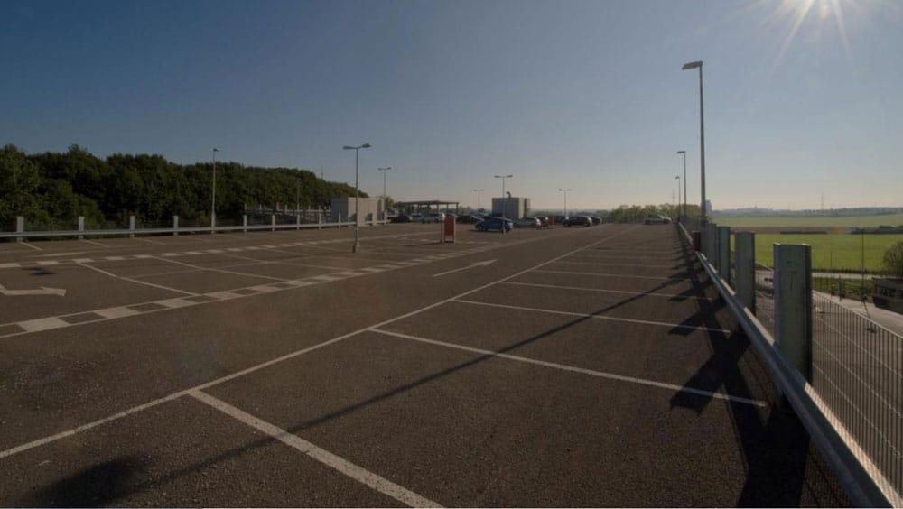 Les diff rents types de parking parkings souterrains for Norme eclairage parking exterieur