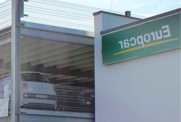 Evo-Park - Construction d'un parking multi-étages métallique pour un aéroport